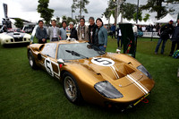 Le Mans Classic 2012 - Ford GT40-1047