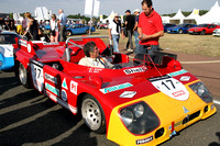 Le Mans Classic 2014 - Track Holding Area