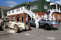 Brooklands Double 12 2014 Day 1