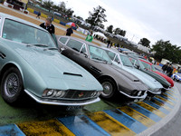 Le Mans Classic 2014 - Club Cars & Stands