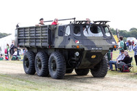 Dunsfold Wings & Wheels 2014 military